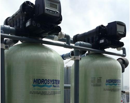 equipos ablandadores de agua en venta en lima peru hidrosystemperu